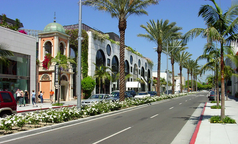 Private Tours of Rodeo Drive in Beverly Hills